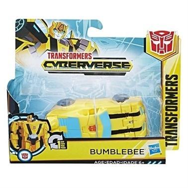 Transformers Transformers Cyberverse Tek Adımda Dönüşen Figür Renkli